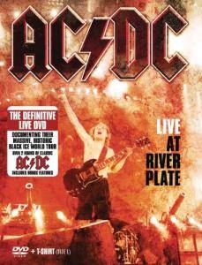 AC/DC: Live At River Plate - Cover
