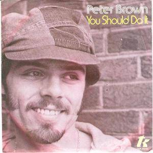 Cover - Peter Brown: You Should Do It