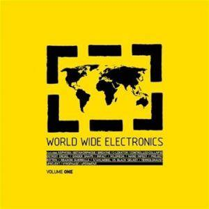 Cover - VProjekt: World Wide Electronics Volume One