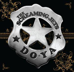 Cover - Screaming Jets, The: Do*Ya