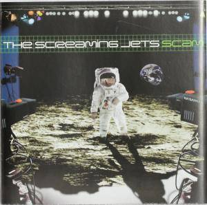Cover - Screaming Jets, The: Scam