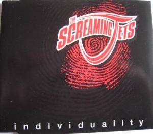 The Screaming Jets: Individuality - Cover