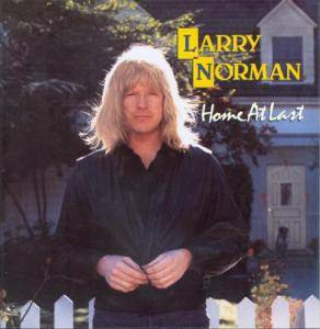 Cover - Larry Norman: Home At Last