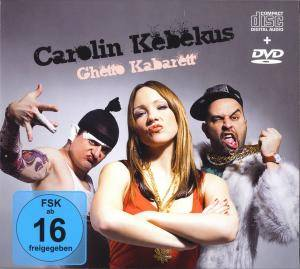 Carolin Kebekus: Ghetto Kabarett - Cover
