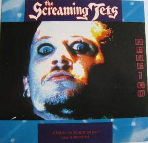 The Screaming Jets: Here I Go - Cover