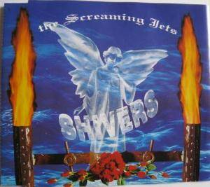 The Screaming Jets: Shivers - Cover
