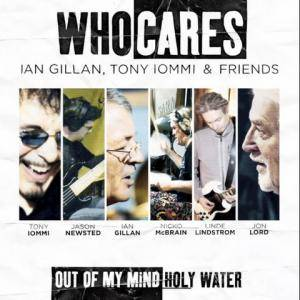 WhoCares: Out Of My Mind / Holy Water - Cover