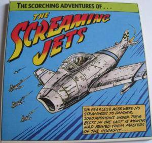 Cover - Screaming Jets, The: C'mon
