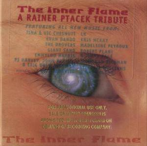 Inner Flame - A Rainer Ptacek Tribute, The - Cover