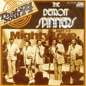 Cover - Detroit Spinners, The: Mighty Love