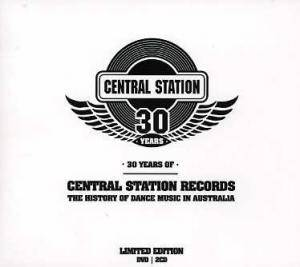 Cover - LMC Vs. U2: Central Station 30 Years