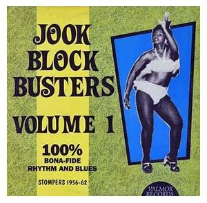 Jook Block Busters Volume 1 - Cover