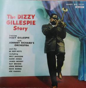 Cover - Dizzy Gillespie: Dizzy Gillespie Story, The
