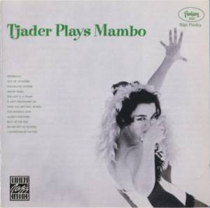Cover - Cal Tjader: Tjader Plays Mambo