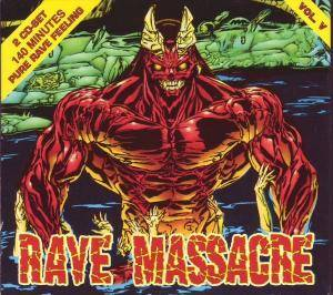 Rave Massacre Vol. V - Cover
