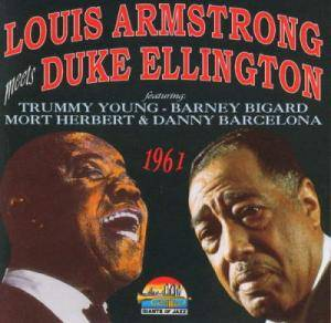 Cover - Louis Armstrong & Duke Ellington: Louis Armstrong Meets Duke Ellington, 1961