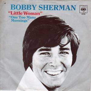 Cover - Bobby Sherman: Little Woman