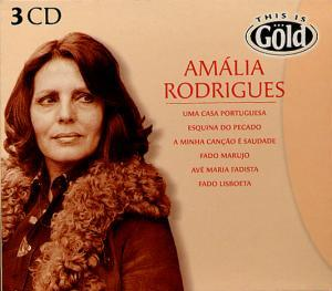 Amália Rodrigues: This Is Gold - Cover