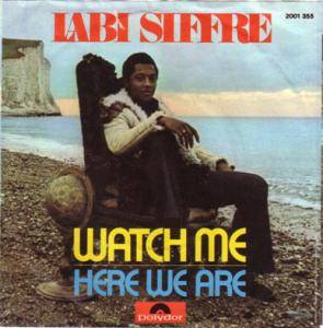 Cover - Labi Siffre: Watch Me