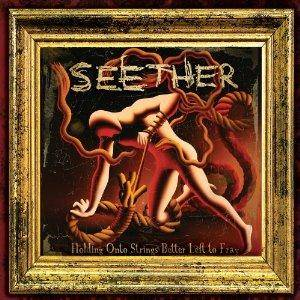 Cover - Seether: Holding Onto Strings Better Left To Fray