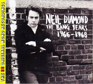 Neil Diamond: Bang Years 1966-1968, The - Cover
