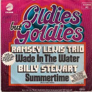 Cover - Billy Stewart: Wade In The Water / Summertime