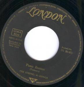 Cover - String-A-Longs, The: Panic Button