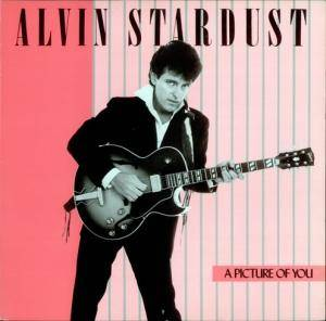 Cover - Alvin Stardust: Picture Of You, A