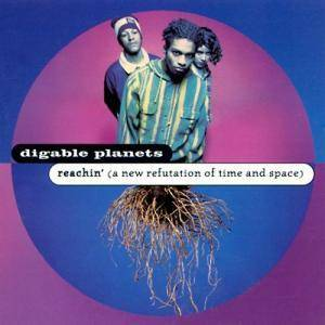 Digable Planets: Reachin' (A New Refutation Of Time And Space) (2-LP) - Bild 1