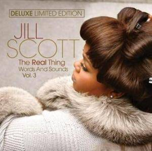Cover - Jill Scott: Real Thing: Words And Sounds Vol. 3, The