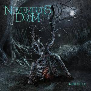 Novembers Doom: Aphotic - Cover