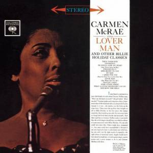 Cover - Carmen McRae: Sings Lover Man And Other Billie Holiday Classics