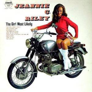 Cover - Jeannie C. Riley: Girl Most Likely, The