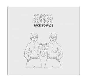 Cover - 999: Face To Face