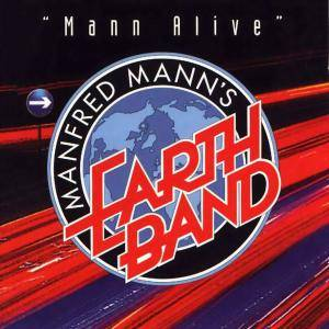 Manfred Mann's Earth Band: Mann Alive - Cover