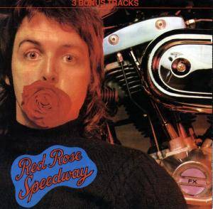 Paul McCartney & Wings: Red Rose Speedway - Cover