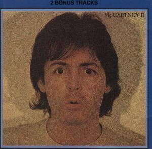 Cover - Paul McCartney: McCartney II