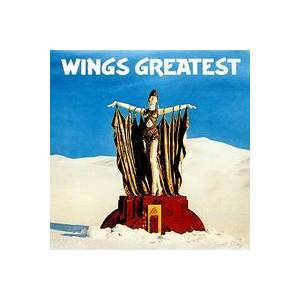 Wings: Wings Greatest - Cover