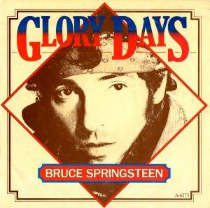 Bruce Springsteen: Glory Days - Cover