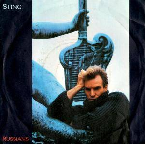 Sting: Russians - Cover