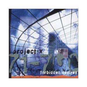 Cover - Project-X: Forbidden Desires
