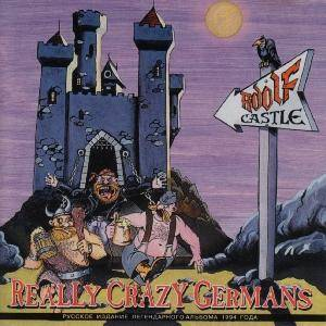 Adolf Castle: Really Crazy Germans - Cover