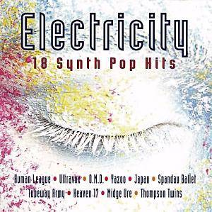 Cover - Assembly, The: Electricity - 18 Synth Pop Hits