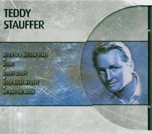 Cover - Teddy Stauffer: Teddy Stauffer