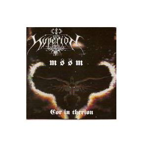 Hyperion Mssm: Cor In Therion - Cover