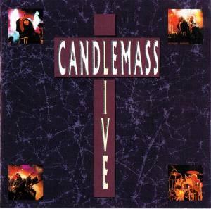 Candlemass: Live (CD) - Bild 1