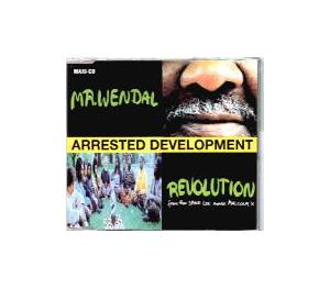 Arrested Development: Mr. Wendal - Cover