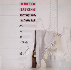 Modern Talking: You're My Heart, You're My Soul - Cover