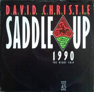 David Christie: Saddle Up - Cover