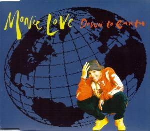 Monie Love: Down To Earth - Cover